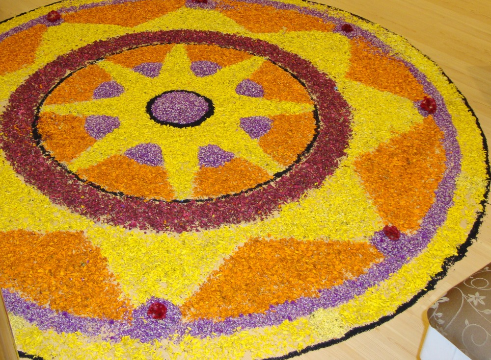 Onam - the colourful festival of Kerala (2/2)