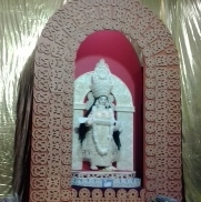 Idol of Goddess Saraswati